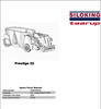Thumbnail Taarup Prestige 22 Spare Parts Manual for Feeding