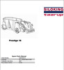 Thumbnail Taarup Prestige 16 Spare Parts Manual for Feeding