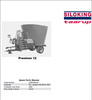 Thumbnail Taarup Premium 12 Spare Parts Manual for Feeding