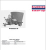 Thumbnail Taarup Premium 10 Spare Parts Manual for Feeding