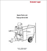 Thumbnail Taarup KD834 KD836 Spare Parts Manual for Feeding