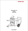 Thumbnail Taarup KD832 Spare Parts Manual for Feeding