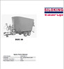 Thumbnail Taarup Duo 36 Spare Parts Manual for Feeding