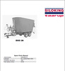 Thumbnail Taarup Duo 28 Spare Parts Manual for Feeding