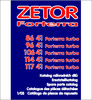 Thumbnail Zetor Forterra 114-41 117-41 Spare Parts Catalog