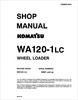Thumbnail Komatsu WAl20-1 LC Service Manual for Wheel Loader