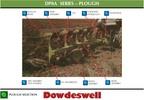Thumbnail Dowdeswell DP8A Spare Parts Manual Catalog
