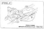 Thumbnail Falc Gamma 5000 6000 Spare Parts Catalog Manual