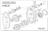 Thumbnail Falc GS Spare Parts Catalog Manual