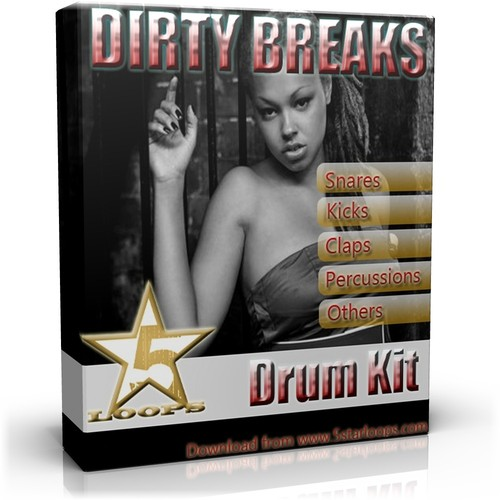 Pay for New Dirty Breaks Drum Kit