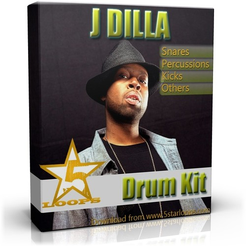 Pay for New J Dilla Sound Kit - Drum Pack