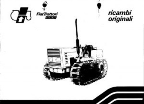 Pay for Fiat 565C Service Parts Catalog Tractor Manual PDF
