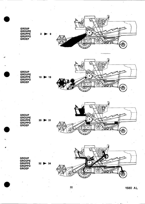 new holland 8070 8080 service parts catalog combine pdf download rh tradebit com New Holland Service Manuals PDF New Holland TN70 Service Manual