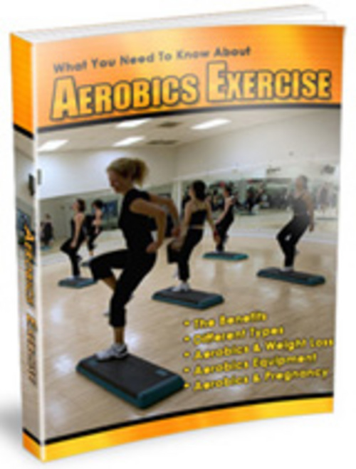 **TIPS** Aerobic Exercise Fitness (PLR)