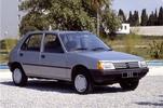 Thumbnail Peugeot 205 Service Manual