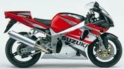 Thumbnail Suzuki GSX R750 Service Manual 2000-2002