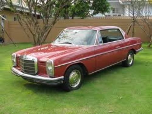 Mercedes benz 114 115 service repair manual download for Mercedes benz financial services payoff