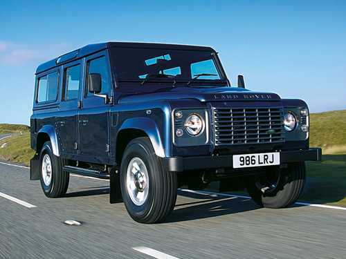 Pay for Land Rover Defender MY07 Workshop Manual Complete