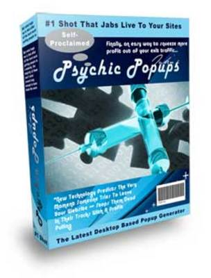 Pay for Psychic Pops