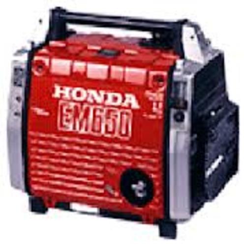 Honda em650 generator service repair manual download for Honda financial services customer service number