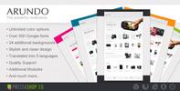 Thumbnail Arundo - Premium Prestashop Theme