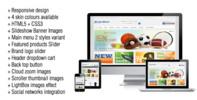 Thumbnail SportShop - Responsive Magento Theme