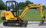 Thumbnail JCB 802 802.4 802 super Mini Excavator Service Repair Workshop Manual DOWNLOAD