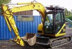 Thumbnail JCB JZ70 Tracked Excavator Service Repair Workshop Manual DOWNLOAD