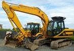 Thumbnail JCB JS130 JS160 Tracked Excavator Service Repair Workshop Manual DOWNLOAD