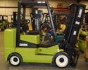 Thumbnail Clark CGC 40, CGC 70, CGP 40, CGP 70 Forklift Service Repair Workshop Manual DOWNLOAD