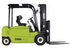 Thumbnail Clark GEX 20-30 Forklift Service Repair Workshop Manual DOWNLOAD