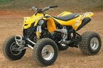 Thumbnail 2008 Can-Am DS 450 / DS 450 X Service Repair Workshop Manual DOWNLOAD (Pt # 219100264)