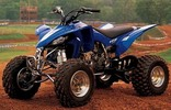 Thumbnail 2003 Yamaha YFZ 450 Service Repair Workshop Manual DOWNLOAD