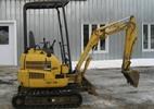 Thumbnail Komatsu PC15MRX-1 Hydraulic Excavator Service Repair Workshop Manual DOWNLOAD