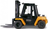 Thumbnail Still Diesel Forklift Truck R70-60, R70-70, R70-80 Series Service Repair Workshop Manual DOWNLOAD