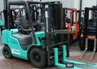 Thumbnail Mitsubishi FB16K FB18K FB20KC Forklift Trucks Service Repair Workshop Manual DOWNLOAD