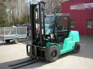Thumbnail Mitsubishi FD40N FD45N FD50CN FD50N FD55N Forklift Trucks Service Repair Workshop Manual DOWNLOAD