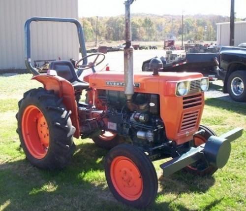 Kubota L210 Tractor Service Repair Workshop Manual Download Manual Guide