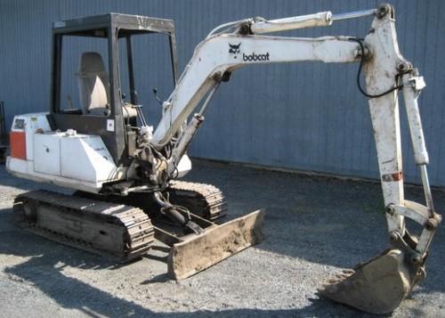 Pay for Bobcat 100 Excavator Service Repair Manual DOWNLOAD