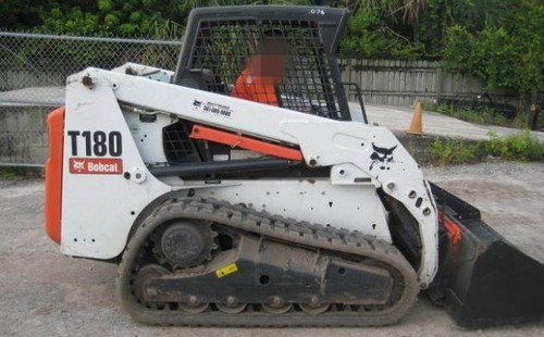 Bobcat T180 Compact Track Loader Service Repair Manual DOWNLOAD (SN: 531460001 & Above, 531560001 & Above)