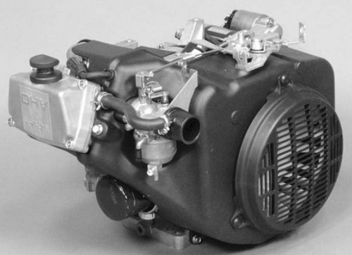 Kawasaki FJ400D 4-Stroke Air-Cooled Gasoline Engine Service Repair Workshop Manual DOWNLOAD