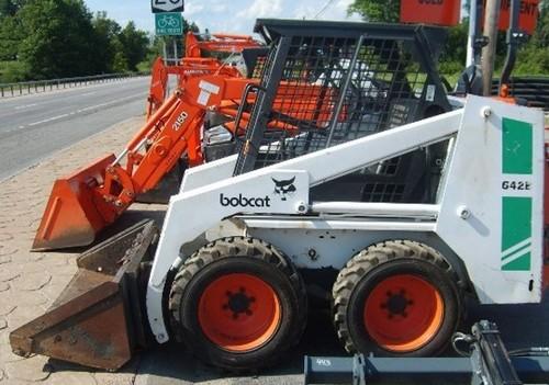 ... Bobcat 542B Skid Steer Loader Service Repair Workshop Manual DOWNLOAD