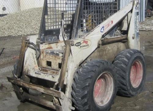 Bobcat 620 Skid Steer Loader Service Repair Workshop Manual DOWNLOAD