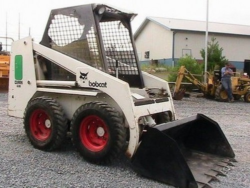 Bobcat 630, 631, 632 Skid Steer Loader Service Repair Workshop Manual DOWNLOAD