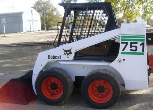 Bobcat 751 Skid Steer Loader Service Repair Workshop Manual DOWNLOAD( S/N 514711001 & ABOVE, S/N 514911001 & ABOVE )