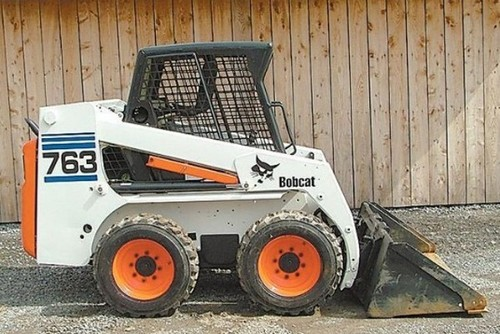 Bobcat 763 Skid Steer Loader Service Repair Workshop Manual DOWNLOAD( S/N 512250001 & Above, S/N 512450001 & Above, S/N 512620001 & Above )