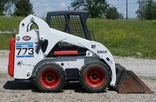 Bobcat 773 Skid Steer Loader Service Repair Workshop Manual DOWNLOAD ( S/N 509635001 & Above, Europe Only S/N 509616001-509634999 )