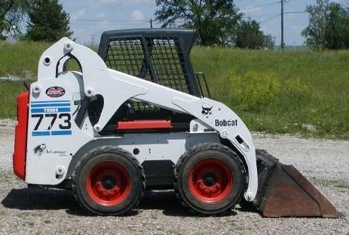 Bobcat 773 Skid Steer Loader Service Repair Workshop Manual DOWNLOAD( S/N 517611001 & Above, S/N 518011001 & Above, S/N 518111001 & Above, S/N 519011001 & Above, S/N 519211001 & Above, S/N 500 K 1