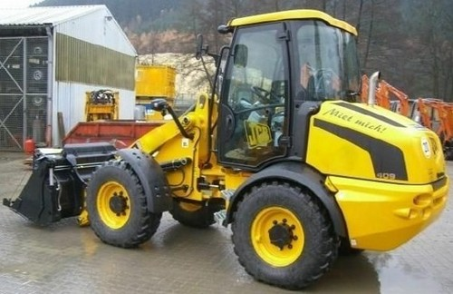 JCB 406 407 408 409 Wheel Loading Shovel Service Repair Workshop Manual DOWNLOAD