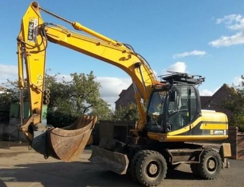 Pay for JCB JS130W JS145W JS160W JS175W Wheeled Excavator Service Repair Workshop Manual DOWNLOAD
